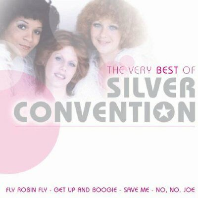 Silver Convention-The Very Best of Silver Convention  (US IMPORT)  CD NEW
