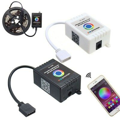 Wireless Bluetooth Music Smartphone APP Remote Controller For 5050 RGB LED Strip
