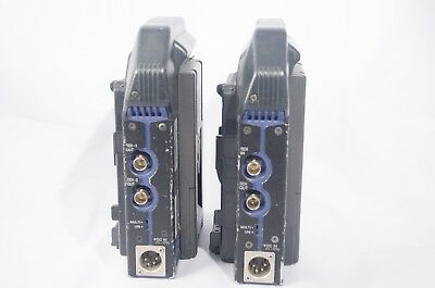 Cam Wave CW-5hd TX RX Pair V-Lock Mount
