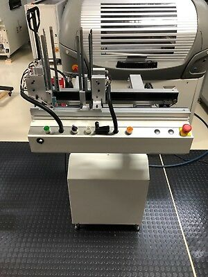 "Universal Instruments Destacker PCB Bare Board Loader 29"" Conveyor Model# 5362i"