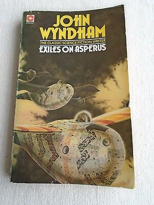 Exiles On Asperus by John Wyndham 1979 Paperback