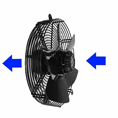 300mm Axial Fan Condenser Coolroom Motor 3phase 4pole 415Volt YWF4D-300 induced