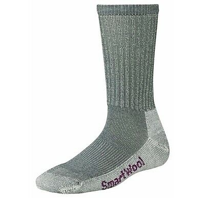 Smartwool Women's Hike Light Crew Socks, Light Grey