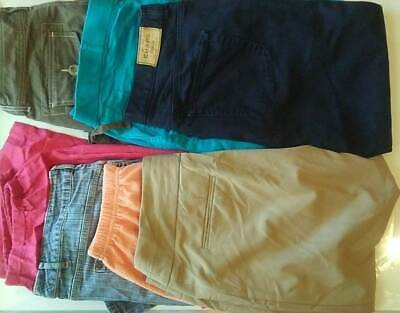 Second hand Clothing bales Ladies Mix Pants ( A bale of 50 items )