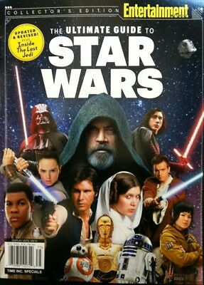 Entertainment Weekly Collector's Edition: The Ultimate Guide to Star Wars 2017