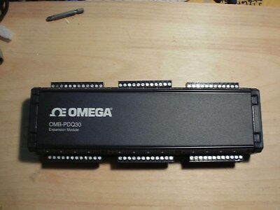 OMEGA OMB-PDQ30  Expansion Module used in great shape