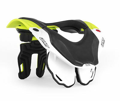 Neck Brace DBX 5.5 Junior Green/White Leatt 1014030001 Junior Bicycle Fit