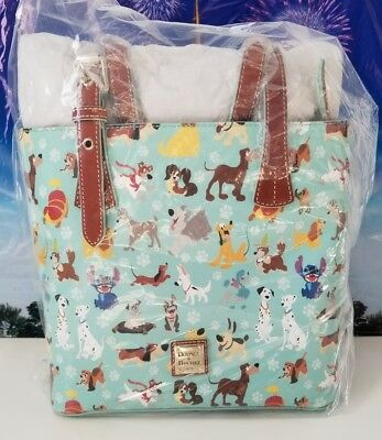 NWT 2017 DISNEY DOGS DOONEY AND BOURKE Tote bag purse handbag SOLD OUT #2