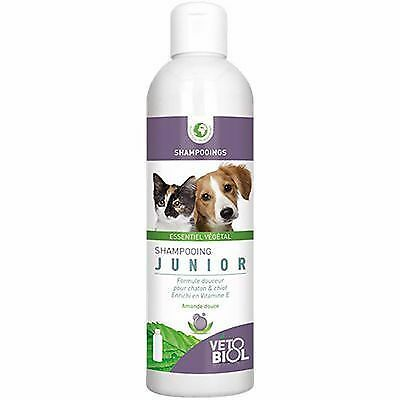 VETOBIOL Shampooing Junior 200ml