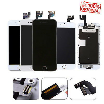 OEM iPhone 6s 6s Plus 6 LCD Digitizer Complete Screen Replacement +Button Camera