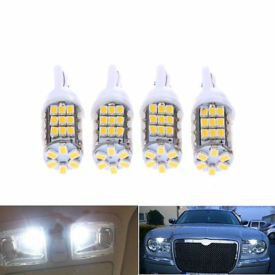 4x Car T10 LED 1206 42smd Light 42 smd w5w 12v White Interior Vehicle Bulb Wedge