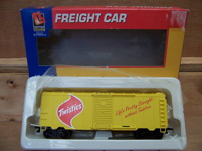 "Ho Freight Wagon ""twisties""."