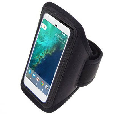 Gym Running Jogging Sports Armband Exercise Workout Case Cover For Google Pixel