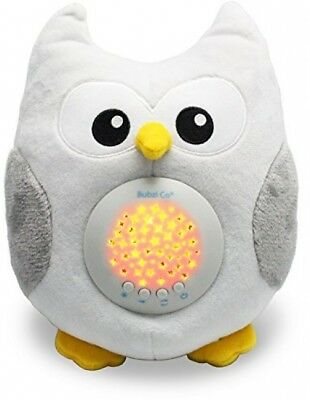 Baby Sleep Night Light Shusher Sound Machine Baby LED Star Projector Soother
