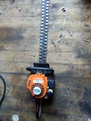 stihl hs45 Hedge Trimmer Hedge Cutter sthil