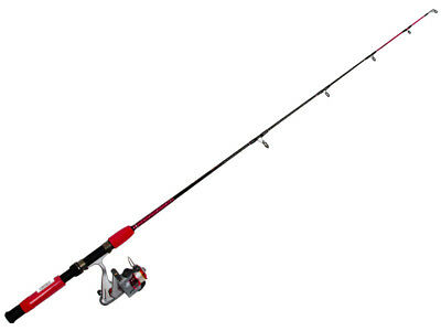 New Ugly Stik Tackleratz Combo Red Ships to NZ Only