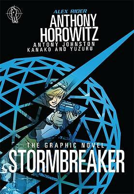 Alex Rider Graphic Novel 1: Stormbreaker by Antony Johnston, Anthony Horowi-G069