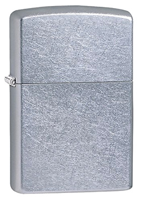 Zippo Street Chrome Pocket Lighter