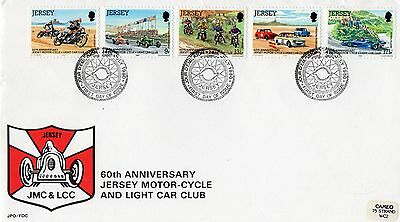 QE II Jersey 1980 60th Anniversary of Jersey motor