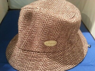 b148ffa977f KANGOL WOOL 504 CAP 100% Wool  Brand-new with the original tags ...