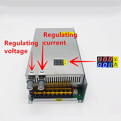 220V To DC 48V 1000W 20A Switch Power Supply Voltage and Current Can Be Adjusted