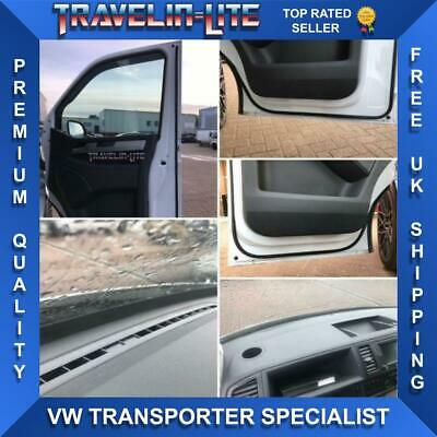 For VW T5 T5.1 T6 Rubber Door Seal & Windscreen Dash Seal BRAND NEW