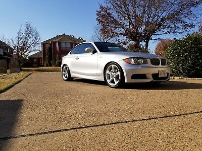 2011 BMW 1-Series 135i coupe 2011 BMW 135i coupe - 7-speed DSG automatic - great condition!