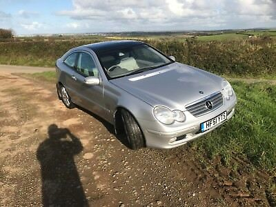 Mercedes C180 Auto Coupe with only 31K!!!