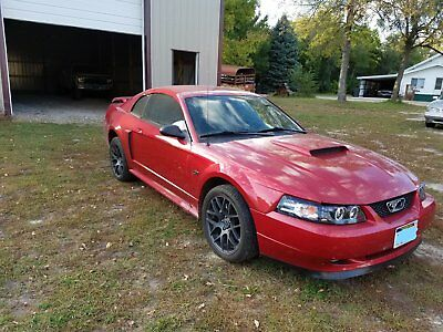 2002 Ford Mustang GT Ford Mustang
