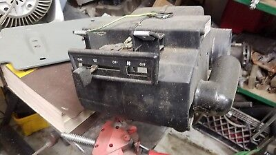 Austin Mini Factory AC system Compressor plus Unit Austin Mini Rover Mini Morris