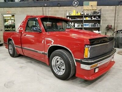 1993 Chevrolet S-10  19,800 Actual Miles-5.7L 350 Conversion-Well Kept-Well Built-Time Warp Hot Rod!