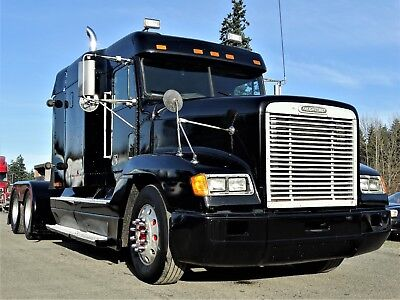 1997 Freightliner G80  Freightliner FLD 120. YOU WON'T NEED ELD.