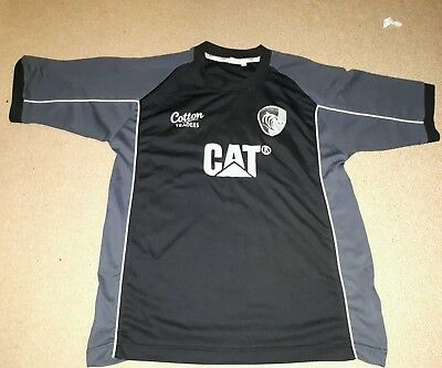 Small Leicester Tigers Rugby Union Away Jersey Shirt