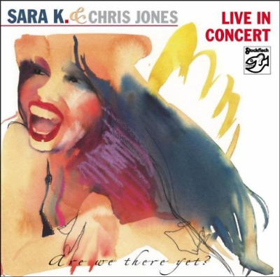 Sara K.-Are We There Yet?  (US IMPORT)  CD NEW