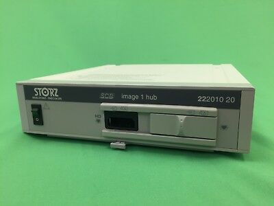 Karl Storz SCB Image 1 HD Camera Control Unit, 22201020