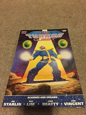 The Thanos Quest - Book One - Issue 1.