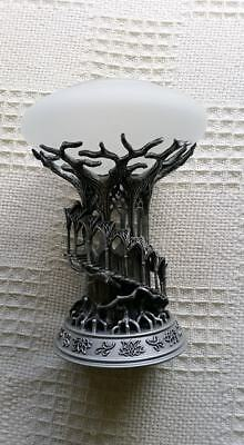 Noble Collection Lord of the Rings Lothlorien Candle Holder