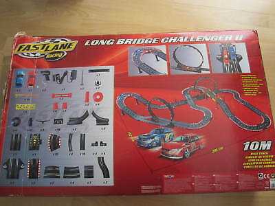Fast Lane Racing Track Set.