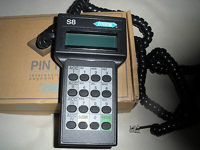 Pin Pad S 8 Hypercon Card Payment System (New)