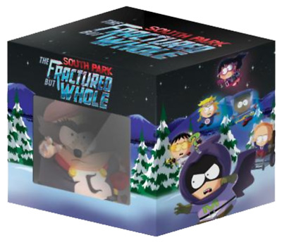 South Park The Fractured But Whole Collector's Edition PC NEW SEALED