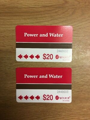 Northern Territory Power Card