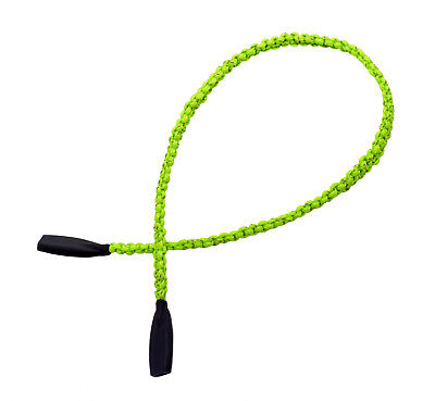 Rainbow Paracord Eyewear Retainer / Paracord Reflective / RPC01-Green