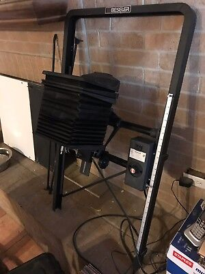 Beseler 45MXT Enlarger Chassis 120v (Chassis Only)