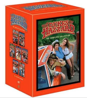 DUKES OF HAZZARD The Complete DVD Series Seasons 1-7 - Season 1 2 3 4 5 6 7 NEW!
