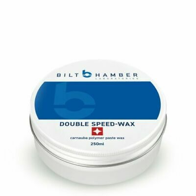 Bilt Hamber Double Speed Wax 250ml + Applicator & Microfibre