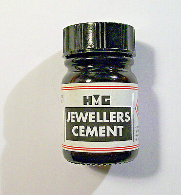 Hmg Jewellers Cement 15Ml Jewrllry Setting   Craft Work    Repairs