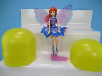 Kinder XXL Surprise Egg Capsule TOY -WINX Fairy 6 inches !