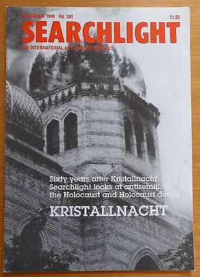 Searchlight 281 - Nov 1998 - The International Anti-Fascist Monthly (NF/BNP)