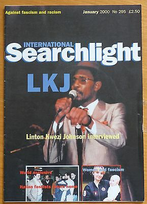 Searchlight 295 - Jan 2000 - The International Anti-Fascist Monthly (NF/BNP)