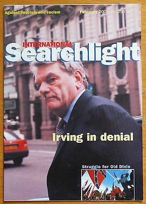 Searchlight 296 - Feb 2000 - The International Anti-Fascist Monthly (NF/BNP)